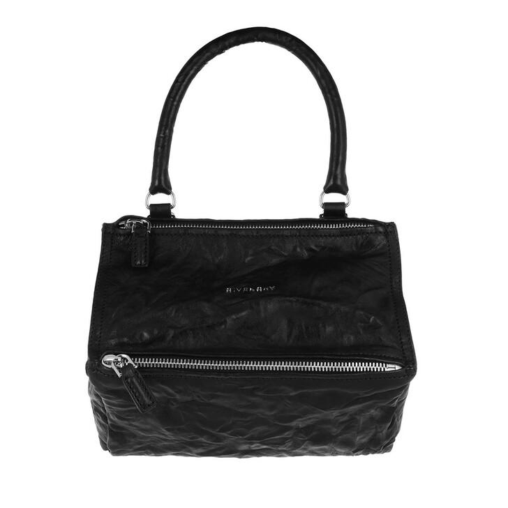 bags, Givenchy, Pandora Small Bag Black