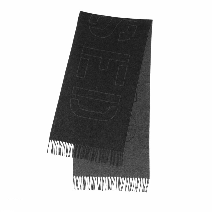 scarves, Closed, Scarf Black