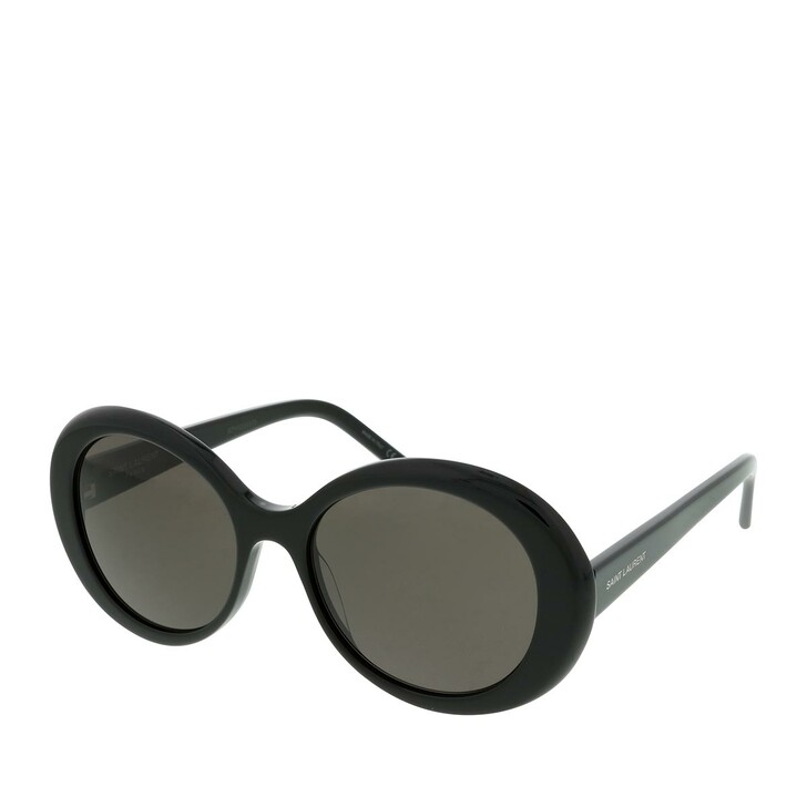 Sonnenbrille, Saint Laurent, SL 419-001 56 Sunglass WOMAN ACETATE Black