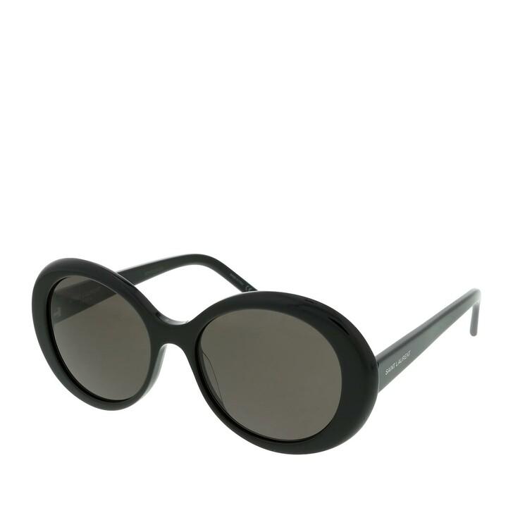 sunglasses, Saint Laurent, SL 419-001 56 Sunglass WOMAN ACETATE Black