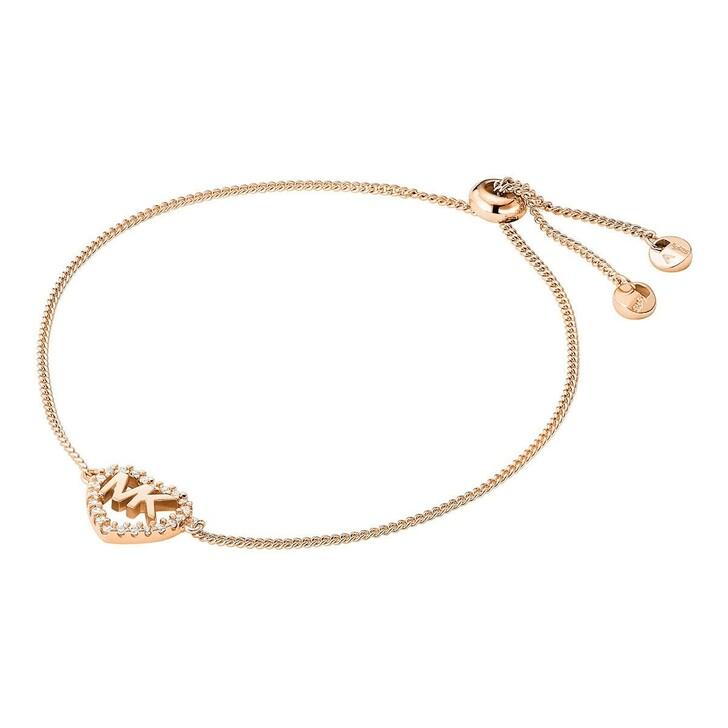 bracelets, Michael Kors, MKC1242AN791 Hearts Bracelet Roségold