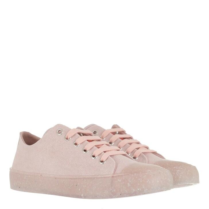Schuh, Love Moschino, Sneaker Eco30 Canvas Cipria