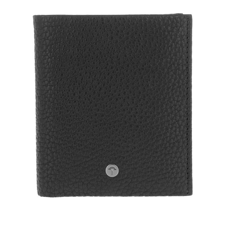 Geldbörse, JOOP!, Cardona Daphnis Billfold Wallet Black