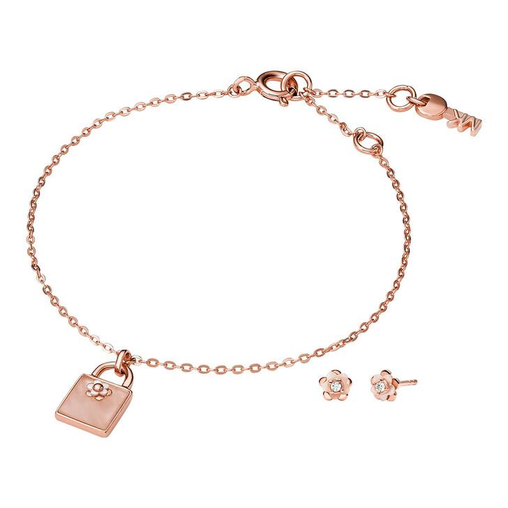 necklaces, Michael Kors, MKC1194AB791 Premium Set Roségold