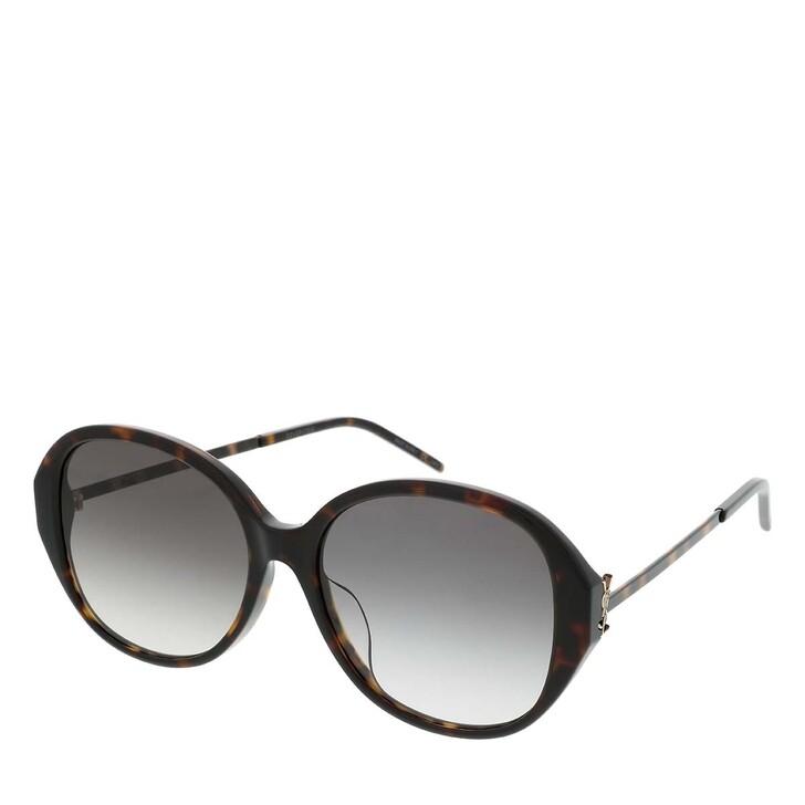 Sonnenbrille, Saint Laurent, SL M48S_B/K 57 004