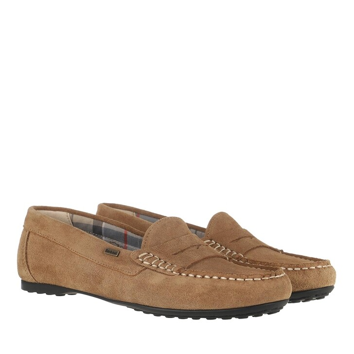 Schuh, Barbour, Renne Loafers Suede Sand