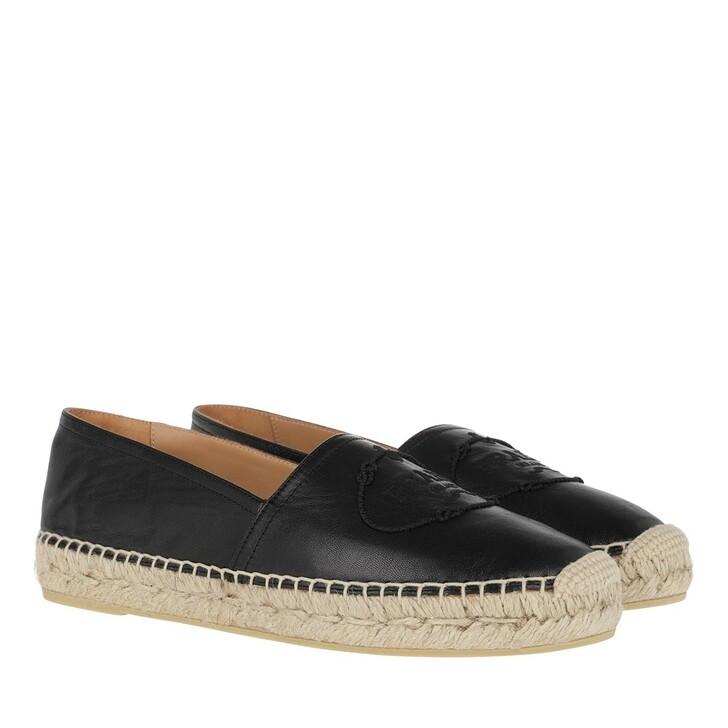 Schuh, Prada, Espadrilles Nappa Black