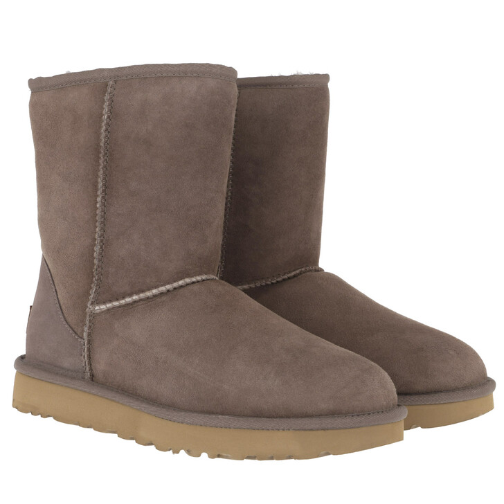 Schuh, UGG, W Classic Short II Mole