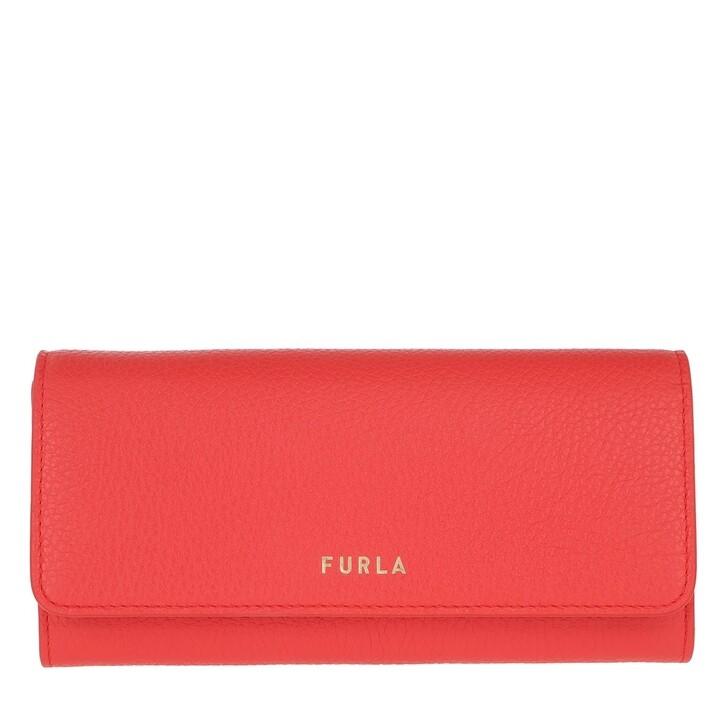 Geldbörse, Furla, Next Xl Bi-Fold Fuoco