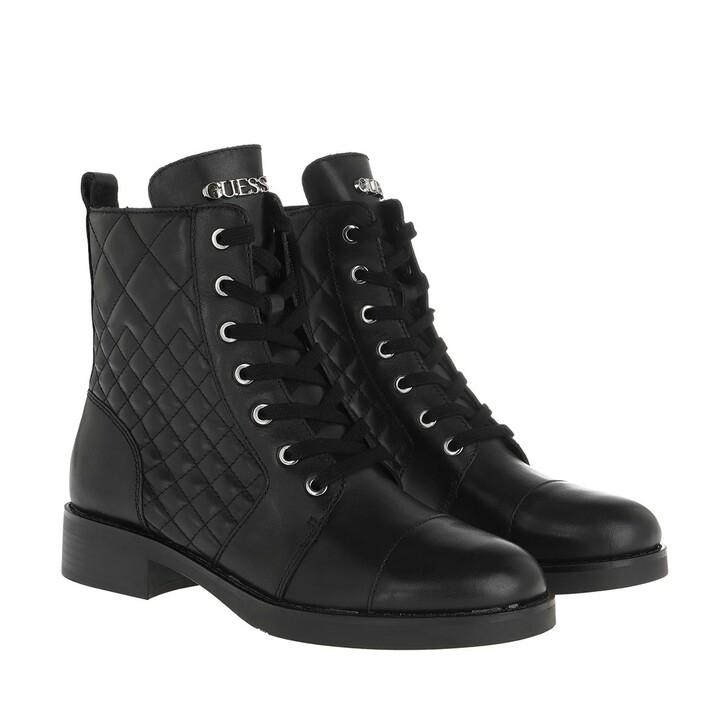Schuh, Guess, Breah Bootie Leather Black