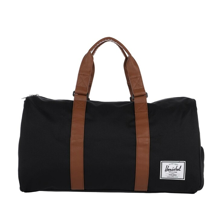Reisetasche, Herschel, Novel Duffle Black Tan