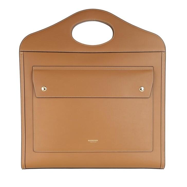 Handtasche, Burberry, Crossbody Bag Maple Brown