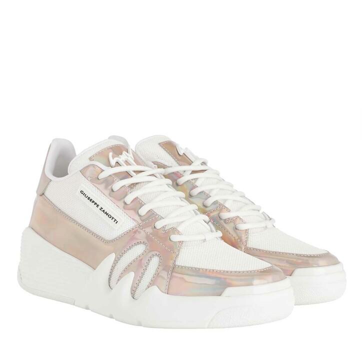 Schuh, Giuseppe Zanotti, Rejila Sneaker Light Pink