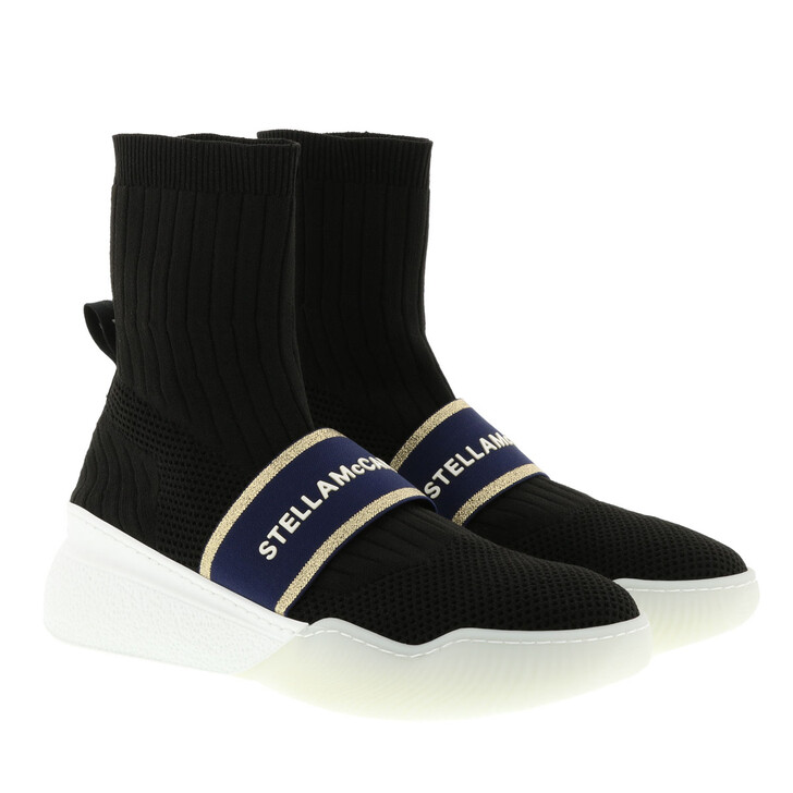 Schuh, Stella McCartney, Loop Sneakers Black