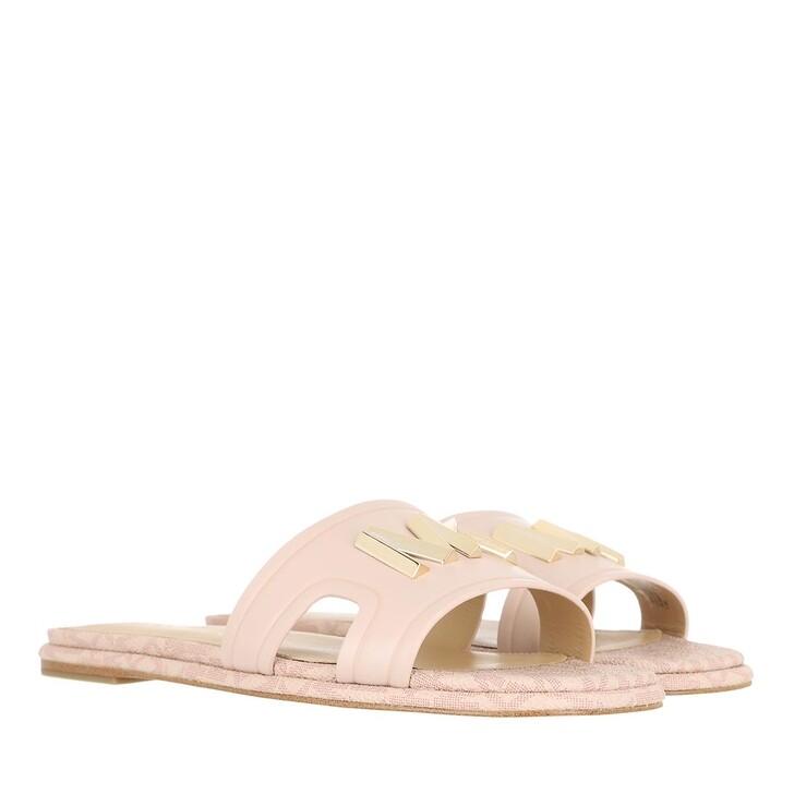shoes, MICHAEL Michael Kors, Kippy Slide Soft Pink
