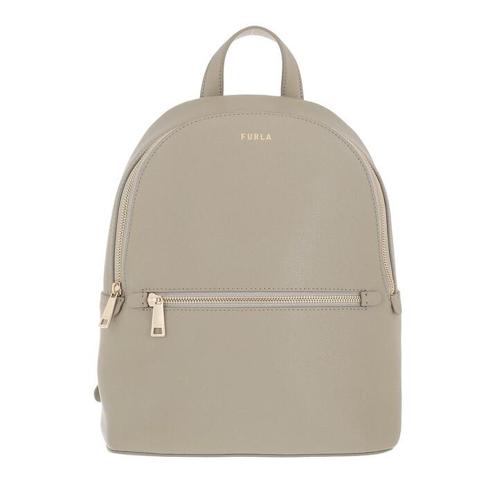 bags, Furla, Furla Libera M Backpack Marmo C