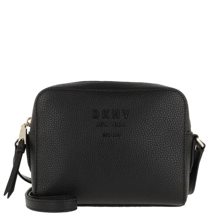 Handtasche, DKNY, Noho Camera Bag Kona Blk/Vicuna
