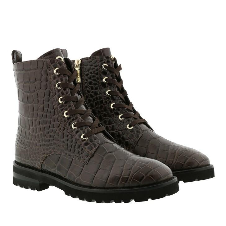 Schuh, AIGNER, AVA 10E Dark Brown
