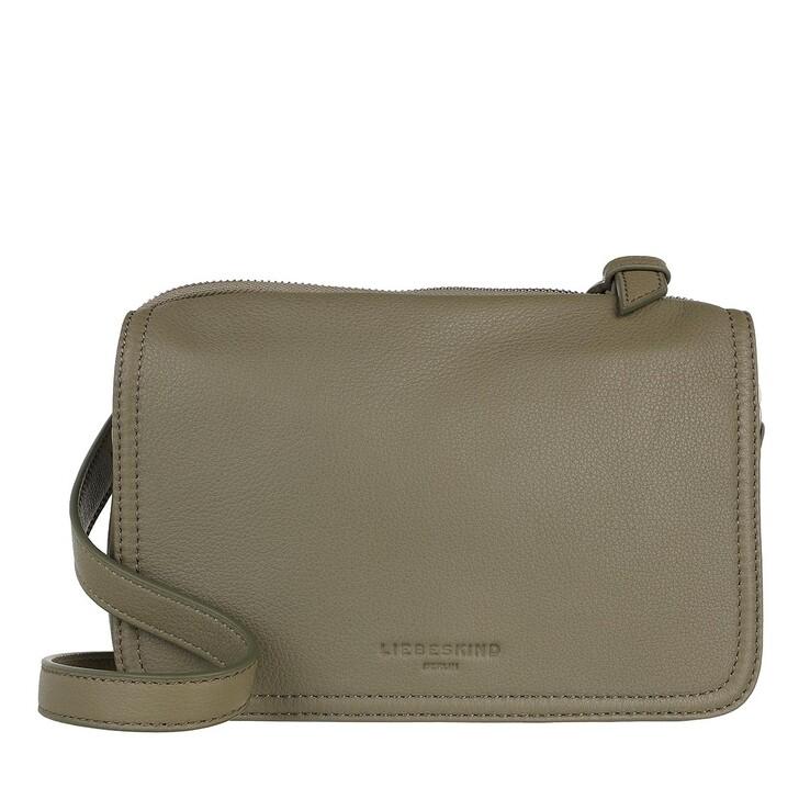 bags, Liebeskind Berlin, Mareike Crossbody Bag Tea Leaf