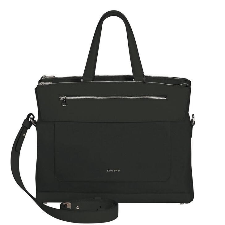 """bags, Samsonite, Zalia 14,1"""" Laptop Balhandle Bag Black"""