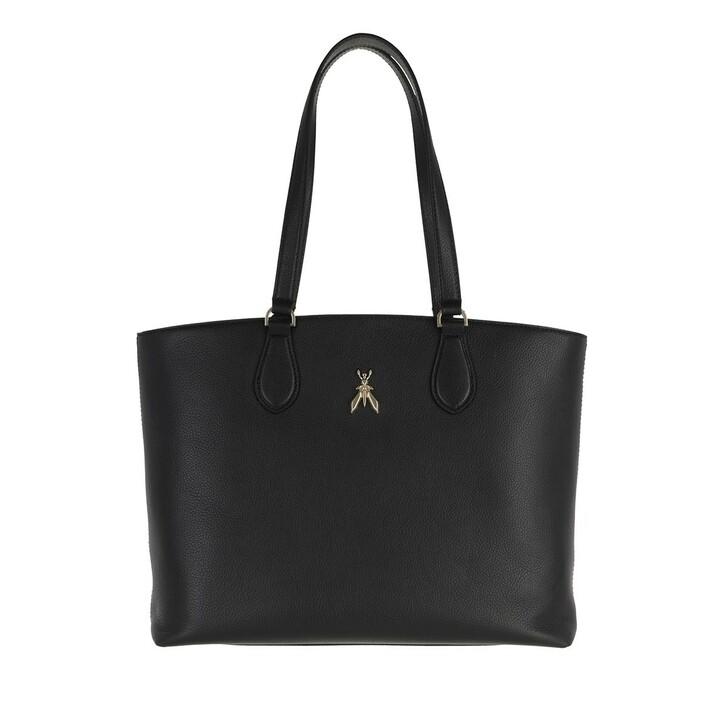 Handtasche, Patrizia Pepe, Shopper Nero