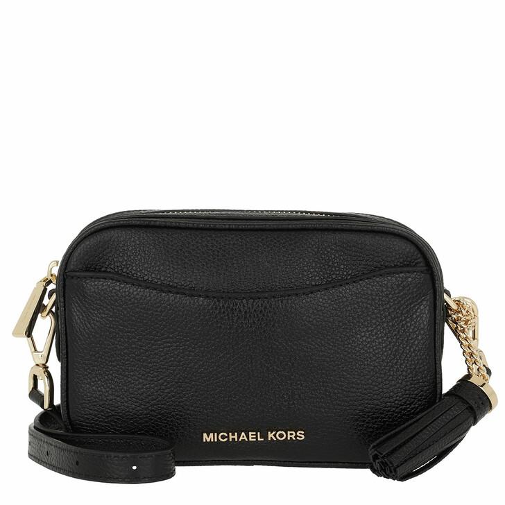 Handtasche, MICHAEL Michael Kors, Small Camera Belt Bag Black