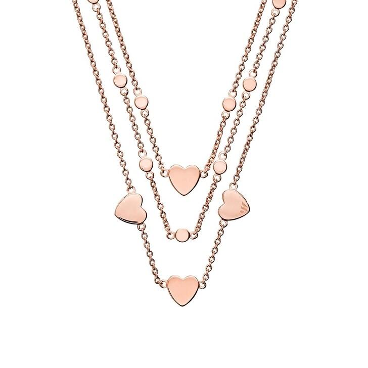 necklaces, Emporio Armani, EG3394221 Necklace Roségold