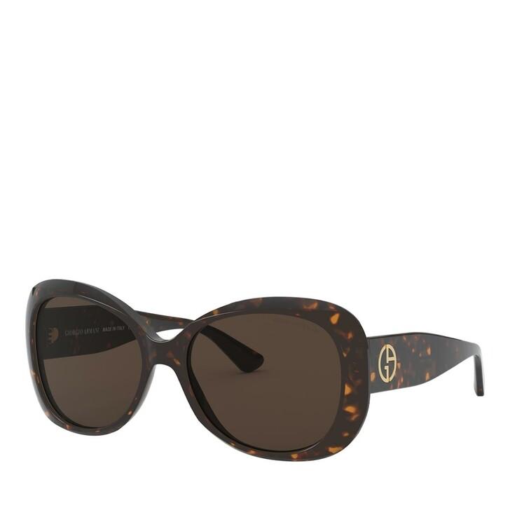 sunglasses, Giorgio Armani, 0AR8132 Havana