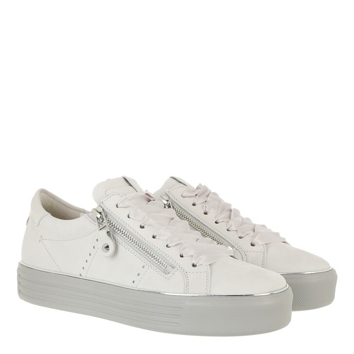 shoes, Kennel & Schmenger, Up Sneaker Leather       Light grey