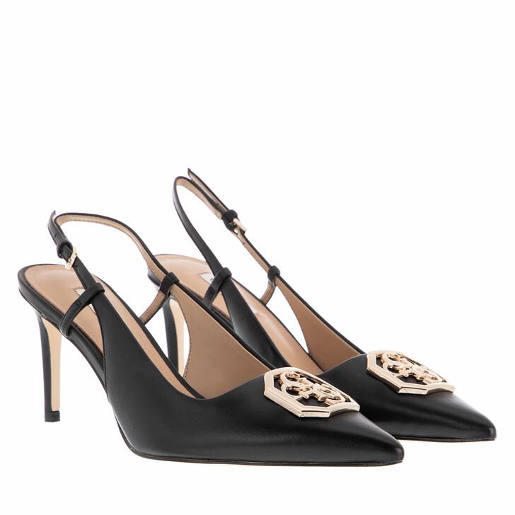 Schuh, Guess, Aleny Sandal Black