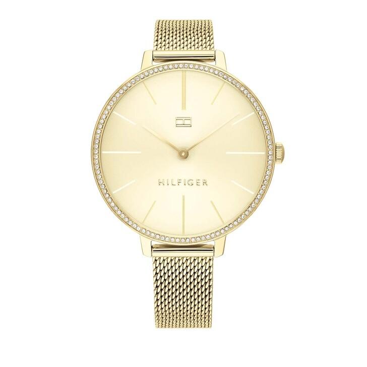 Uhr, Tommy Hilfiger, Women Quartz Watch 1782114 Gold