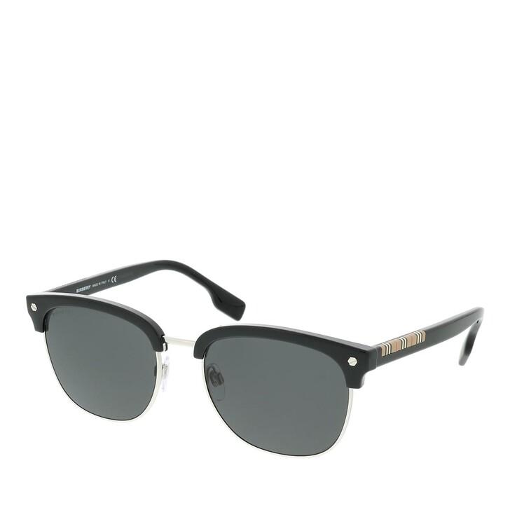 Sonnenbrille, Burberry, 0BE4317 300187 Man Sunglasses Classic Reloaded Black
