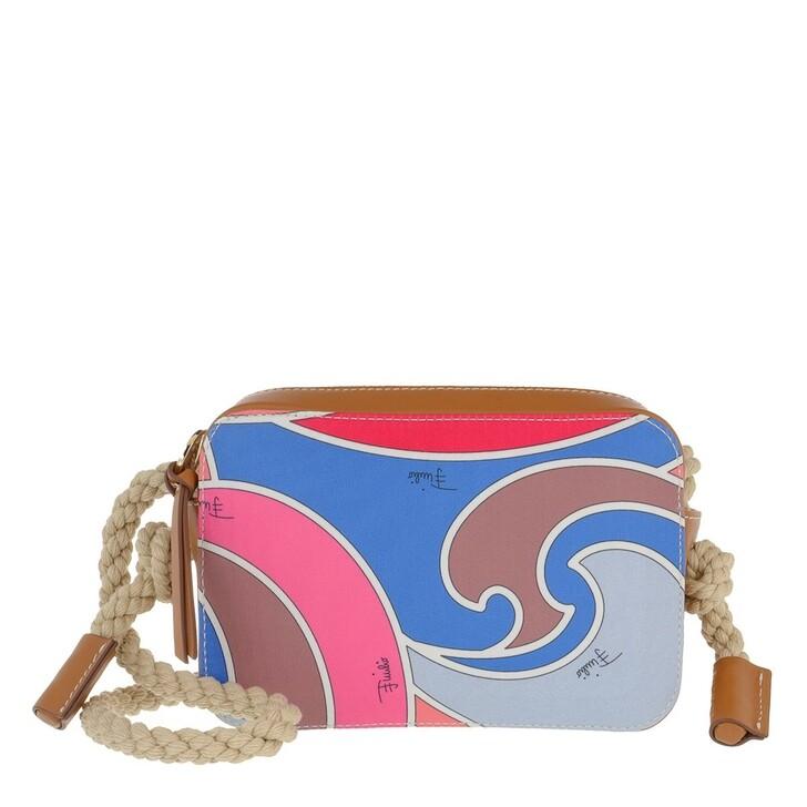 Handtasche, Emilio Pucci, Mini Bag Quirimbas Geranio