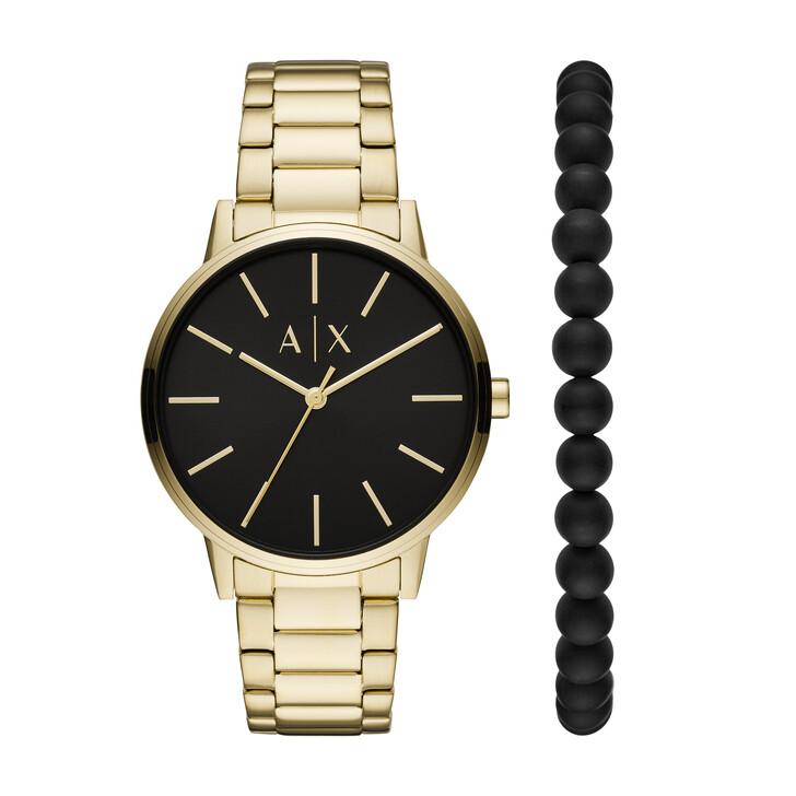 Uhr, Armani Exchange, Cayde Watch Gold