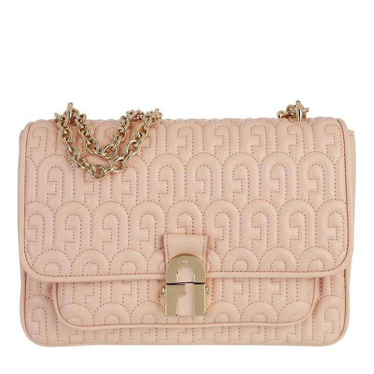 Handtasche, Furla, Pillow Small Shoulder Bag Ballerina