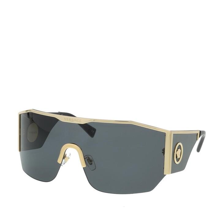 sunglasses, Versace, Unisex Sunglasses Rock Icons 0VE2220 Gold