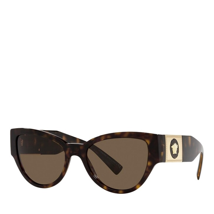 Sonnenbrille, Versace, 0VE4398 HAVANA