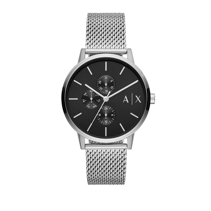 Uhr, Armani Exchange, Watch Cayde AX2714 Silver