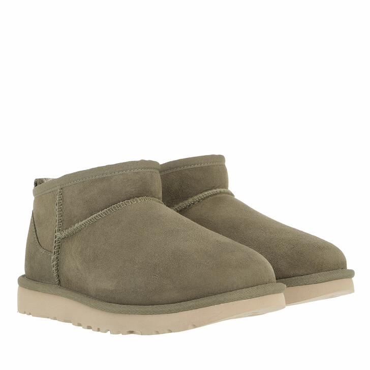 shoes, UGG, Classic Ultra Mini Boot Burnt Olive