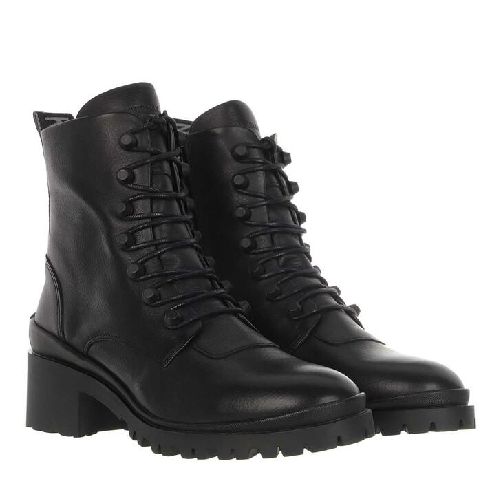 Schuh, Nubikk, Jane Cone Boots Black