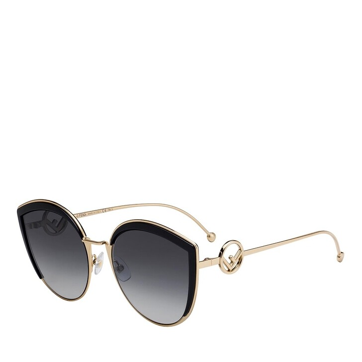 sunglasses, Fendi, FF 0290/S BLACK