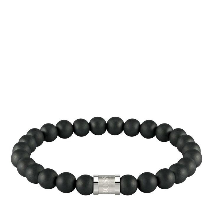 Armreif, Boss, Beads For Him Bracelet Black