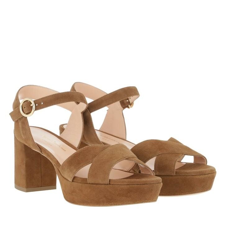 shoes, Rupert Sanderson, Deidre Mahogany