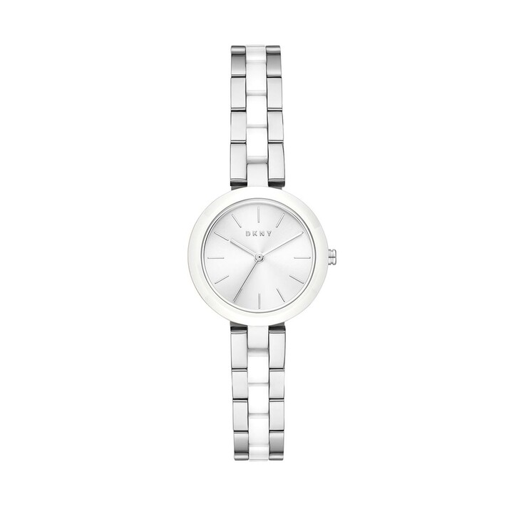 Uhr, DKNY, City Link Watch Silver/White