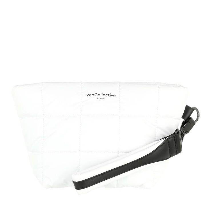 bags, VeeCollective, Porter Clutch Marshmellow