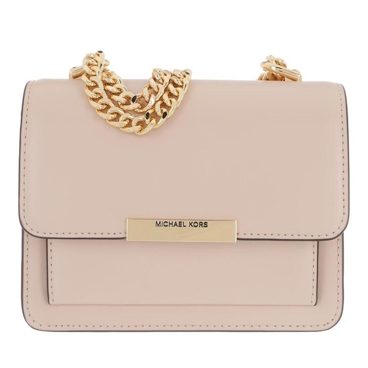 Handtasche, MICHAEL Michael Kors, Xs Gusset  Handbag  Leather Soft Pink