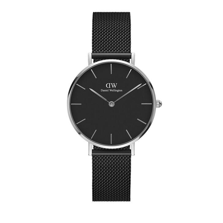 Uhr, Daniel Wellington, Classic Petite Ashfield 32 mm Black