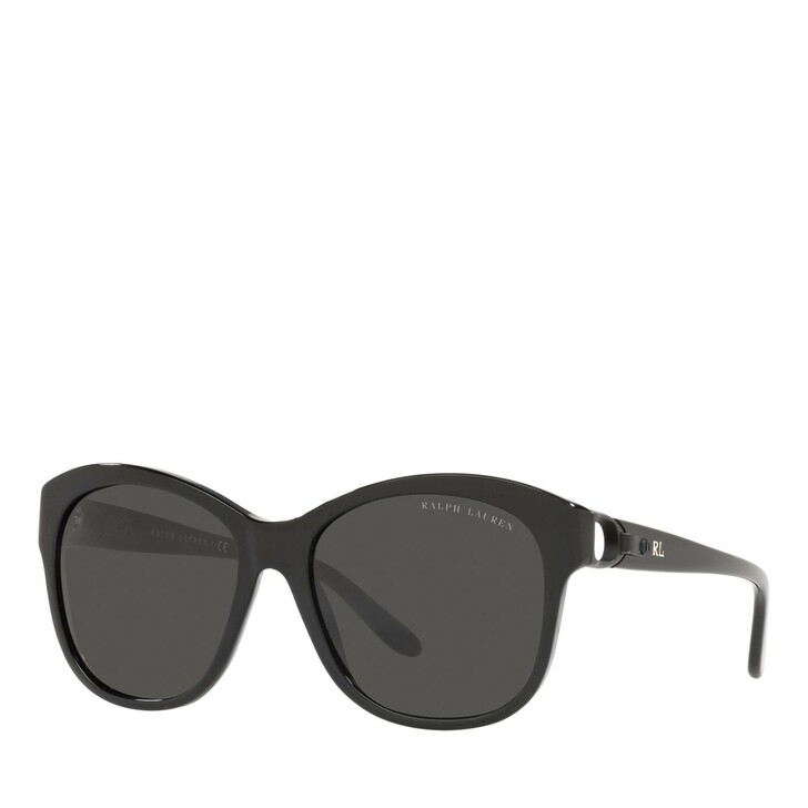 sunglasses, Ralph Lauren, 0RL8190Q Shiny Black