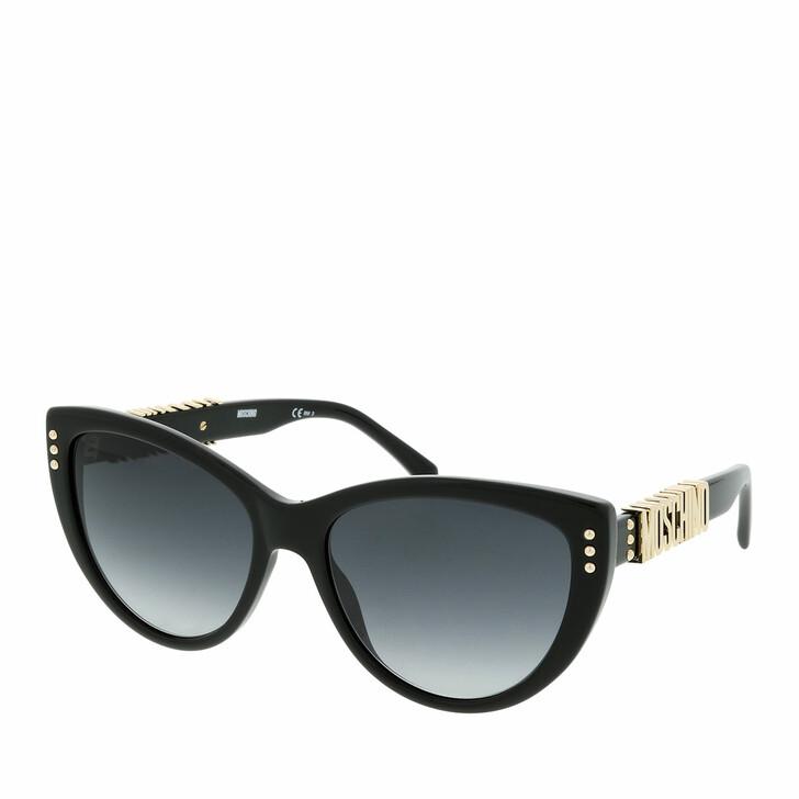 Sonnenbrille, Moschino, MOS018/S Black