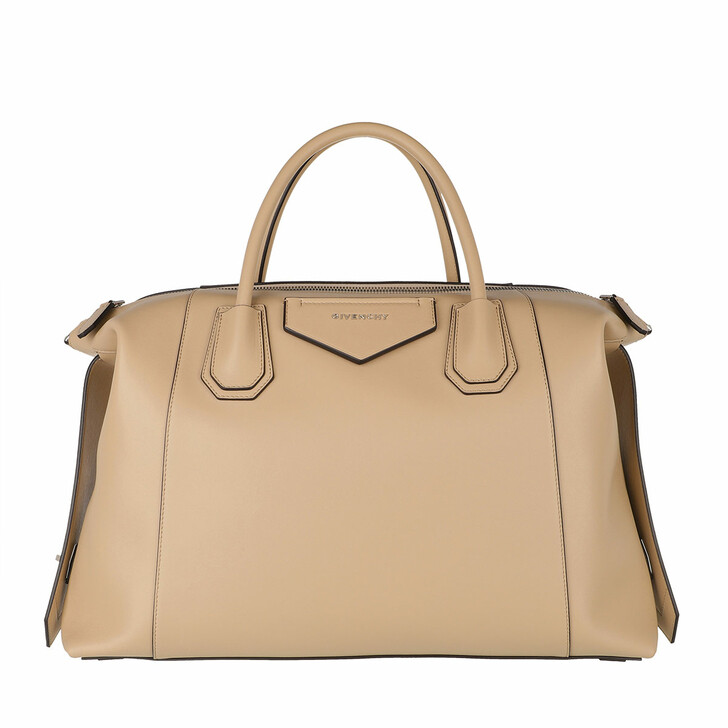 bags, Givenchy, Antigona Crossbody Bag Soft Smooth Leather Beige